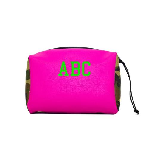 Beauty Fuxia SocialBag Ecopelle