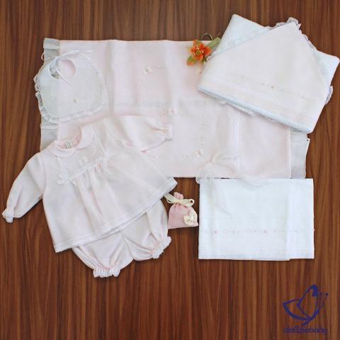 Coordinato Olivia - Delizie Baby - Primavera/Estate