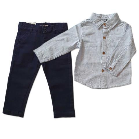 Camicia e pantalone Babybol
