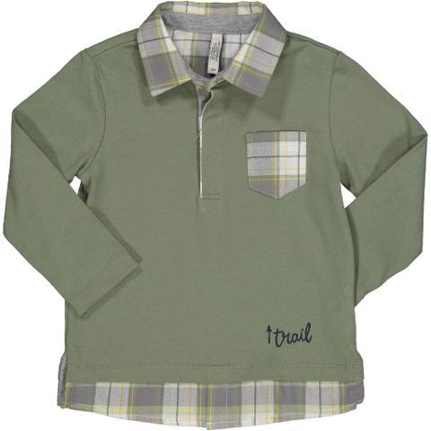 Polo finta camicia Birba Autunno/Inverno