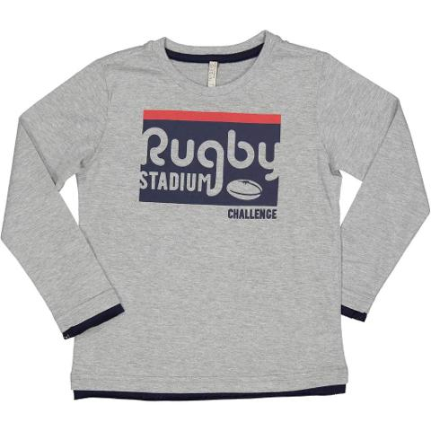 Tshirt rugby Trybeyond Autunno/Inverno