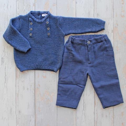Completo maglione pantalone Wedoble Autunno/Inverno