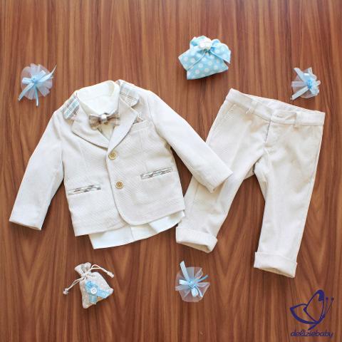 Completo pant.- camicia-gilet-giacca Bufi Autunno/Inverno 2020