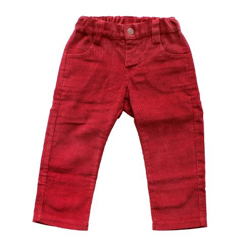 Pantaloni in velluto rigato Tucha GL