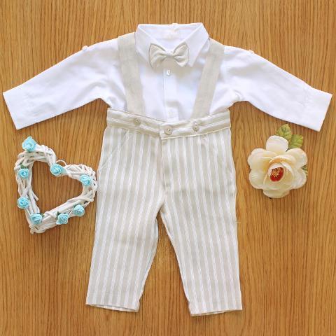 Completo pantalone e camicia NinnaOh Primavera/Estate
