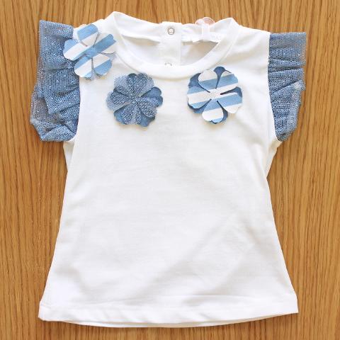 T-shirt tulle Meilisa Bai Primavera/Estate