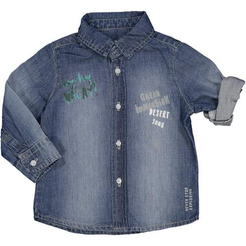 Camicia jeans Birba Primavera/Estate