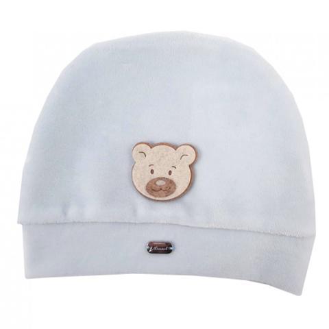 Cappellino orso quadri NinnaOh Autunno/Inverno