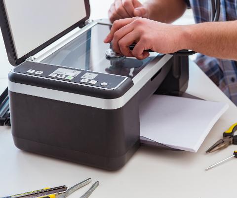 Riparazione e Manutenzione Stampanti