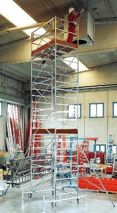 Ponteggio Modulare Frigerio Export Hd