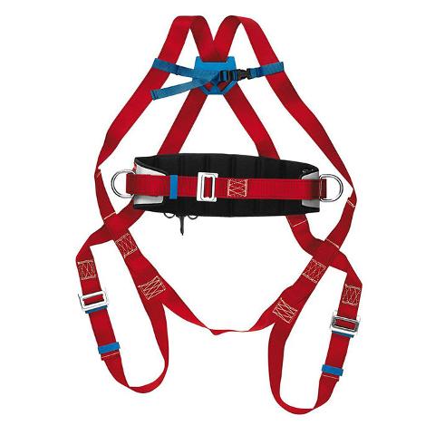 Imbracatura anticaduta con cintura di posizionamento Socim