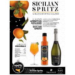Sicilian Spritz Cantine Nicosia & SUAVI