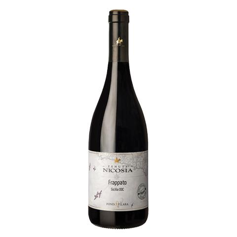 Vino Frappato Bio Vegan - Nicosia - Fondo Filara