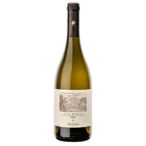 Vino Etna Bianco - Nicosia - Riserva Monte Gorna