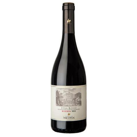 Vino Etna Rosso - Nicosia - Monte Gorna Riserva