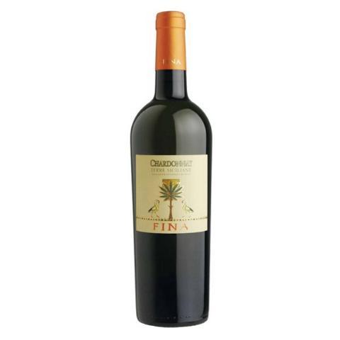 Chardonnay Terre Siciliane - Cantine Fina