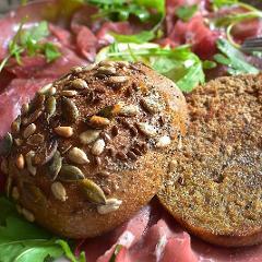 Il nostro pane nero   Timilia bio di Sicilia
