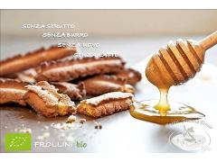 Frollini di grano Khorsan (Kamut) VEGANI conf. da 200 gr. (.ca)