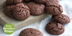 Biscotti Cioccosi di Grano Duro con un cuore morbido al fondente  Conf. da 230 gr. (.ca)