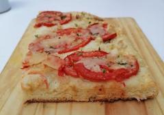 Pizza Rusticana La Casetta Verde porzione da .ca 300 gr.