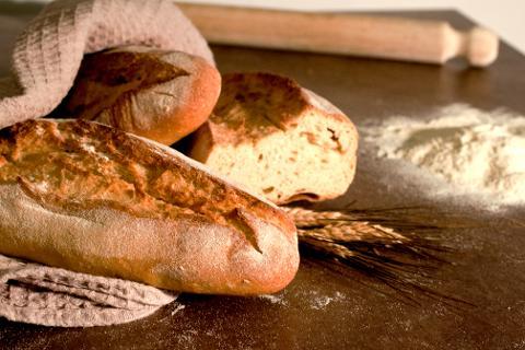 Filone di grano Khorasan ( Kamut) a lievitazione naturale da 250 gr. (.Ca)
