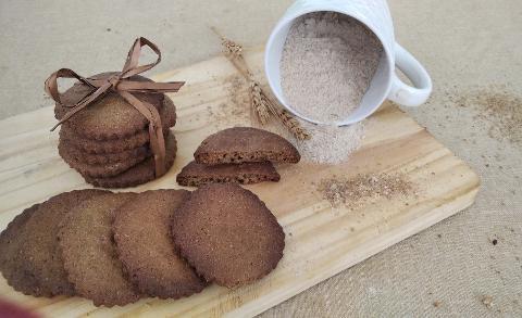 Biscotti Integrali con farina di Timilia VEGANI Conf. da 230 gr. (.ca)