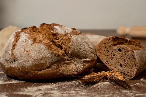 Filone di grano di Timilia (Tumminia) La Casetta Verde 100% integrale da 250 gr. (.ca)