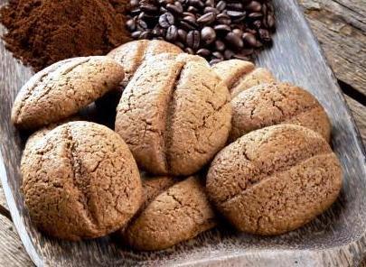 Frollini friabili al caffè con farina di riso BIO La Casetta Verde conf. da 230 gr. (.ca)