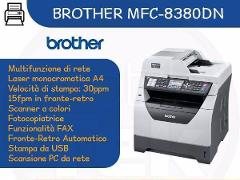 Multifunzione Brother MFC-8380DN