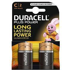 Batteria Mezza Torcia Duracell Plus Duracell MN1400