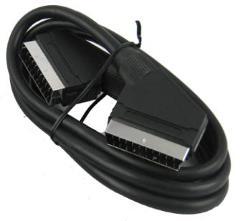 Cavo SCART 21 Poli  Spina/Spina 1,5 Metri GBC