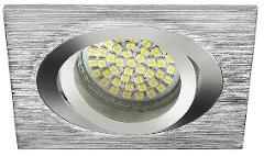Faretto Incasso Alluminio Diam 80 SEIDY CT-DTL50-AL Kanlux