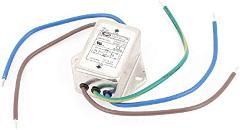 Filtro EMI BOSH 115/250V 10A