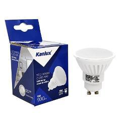 Lampada Led 9W GU10 120° Luce Fredda 900 Lumen