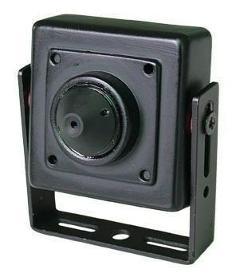 Telecamera Pin Hole 4in1 3,7mm 2 Megapixel Videostar