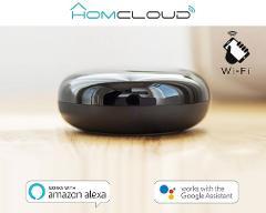 Telecomando Universale Wi-Fi a Infrarossi con controllo Remoto HOMCLOUD IR wifi