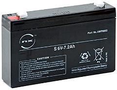 Batteria 6V 7,2 Ah