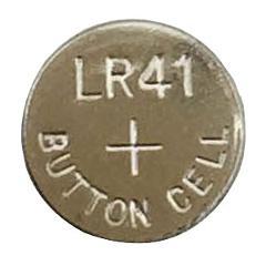 Batteria a Bottone 1,5V LR41 LR736 392 AG3