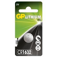 Batteria a Bottone 3V CR1632 GP