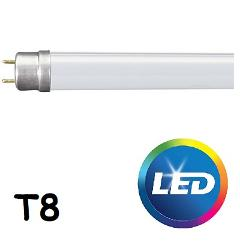 Neon Led T8 60cm 9w Luce Fredda 1080 Lumen DURALAMP