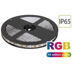 Strip LED 24V 5050 60 Led/mt 14,4w/mt RGB IP65 ELCART