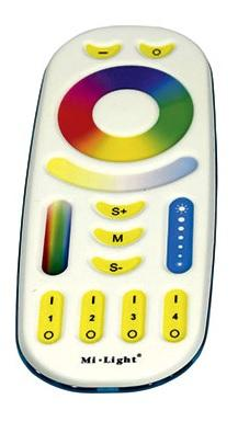 Radiocomando Touch RGBW/WW Elcart