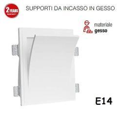 Faretto Incasso Gesso E14 Century