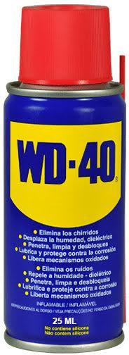 Spray Sbloccante Detergente  25ml 5 in 1 WD-40 WD40