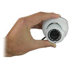 Telecamera Mini Dome 4in1 2 Megapixel 2,8mm CCTV