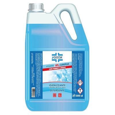 ACTIVE Detergente Pavimenti 10% Cloroplus 5000ml