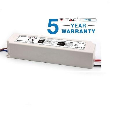 Alimentatore 100w 12v 8,3A IP67 V-TAC