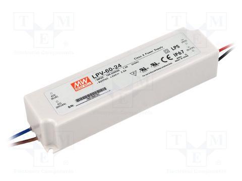 Alimentatore IP67 150w 12v 12,5A