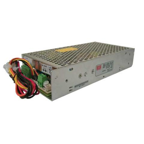 Alimentatore Switching 120W 13,8v 7A Con Caricabatteria Mean Well Mean Well