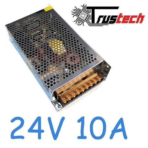 Alimentatore Switching 240W 24v 10A